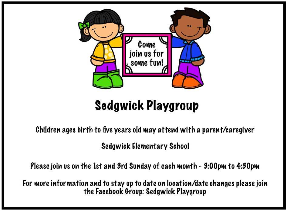Sedgwick Playgroup